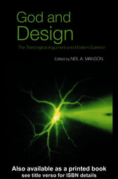 God and Design by Neil A. Manson