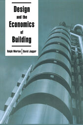 Design and the Economics of Building by D. Jaggar