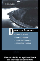 Dams and Disease by William Jobin