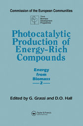 Photocatalytic Production of Energy-Rich Compounds by G. Grassi