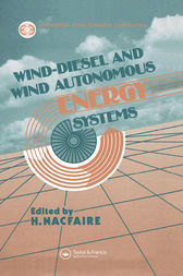 Wind-Diesel and Wind Autonomous Energy Systems by H. Nacfaire