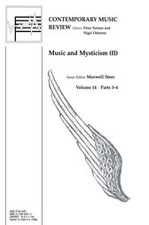 Music and Mysticism by Maxwell Steer