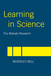 Learning in Science by Beverley Bell
