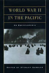World War II in the Pacific by Stanley Sandler