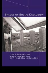 Spaces of Social Exclusion by Jamie Gough
