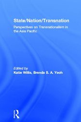 State/Nation/Transnation by Katie Willis