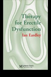 Therapy for Erectile Dysfunction: Pocketbook by Ian Eardley
