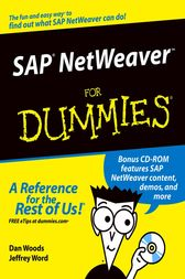 SAP NetWeaver For Dummies by Dan Woods