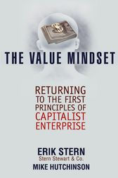 The Value Mindset by Erik Stern