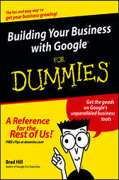 Building Your Business with Google For Dummies by Brad Hill