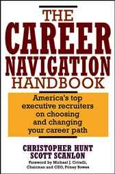 The Career Navigation Handbook by Christopher Hunt