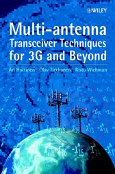 Multi-antenna Transceiver Techniques for 3G and Beyond by Ari Hottinen