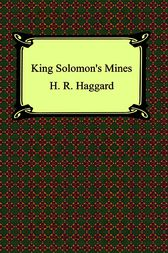 King Solomon's Mines by H. R. Haggard