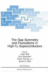The Gap Symmetry and Fluctuations in High-Tc Superconductors by Julien Bok
