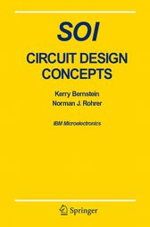 SOI Circuit Design Concepts by Kerry Bernstein