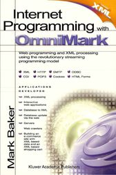 Internet Programming with OmniMark by Mark Baker