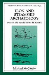 Iron and Steamship Archaeology by Michael McCarthy