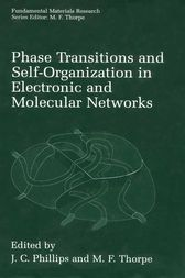 Phase Transitions and Self-Organization in Electronic and Molecular Networks by J.C. Phillips