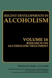 Research on Alcoholism Treatment by Marc Galanter
