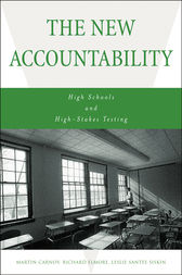 The New Accountability by Martin Carnoy