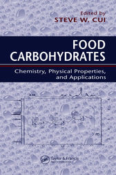 Food Carbohydrates by Steve W. Cui