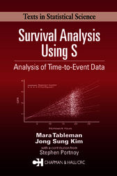 Survival Analysis Using S by Mara Tableman
