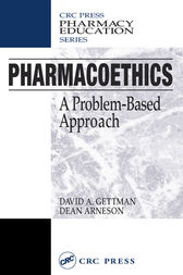 Pharmacoethics by David A. Gettman