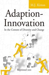 Adaption-Innovation by M.J. Kirton