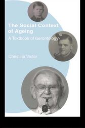 The Social Context of Ageing by Christina Victor