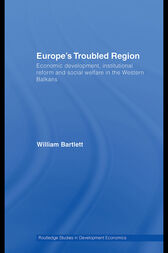 Europe's Troubled Region by William Bartlett