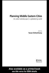 Planning Middle Eastern Cities by Yasser Elsheshtawy