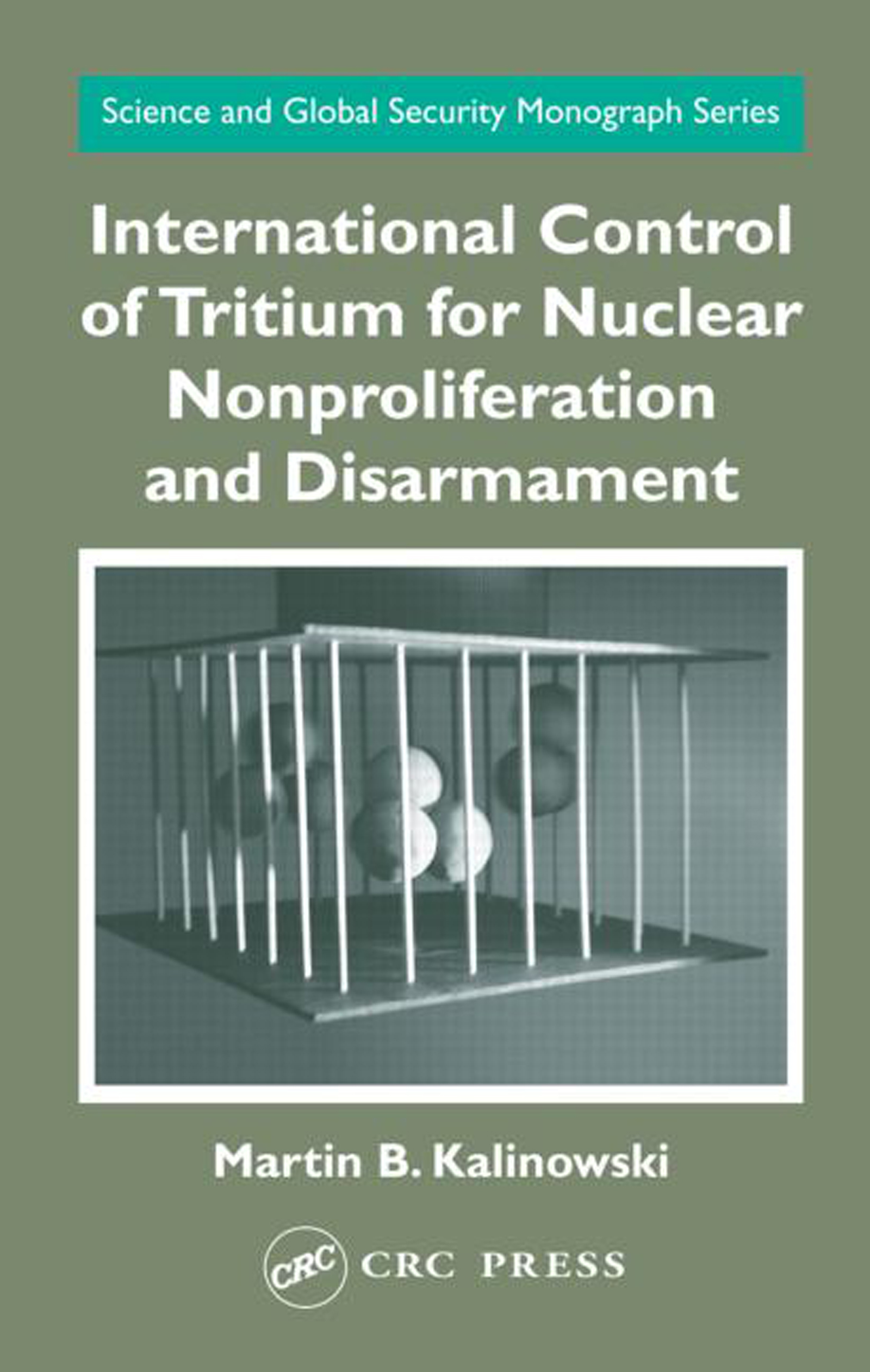Download Ebook International Control of Tritium for Nuclear Nonproliferation and Disarmament by Martin B. Kalinowski Pdf