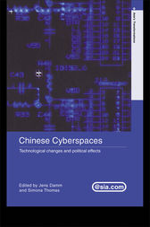 Chinese Cyberspaces by Jens Damm