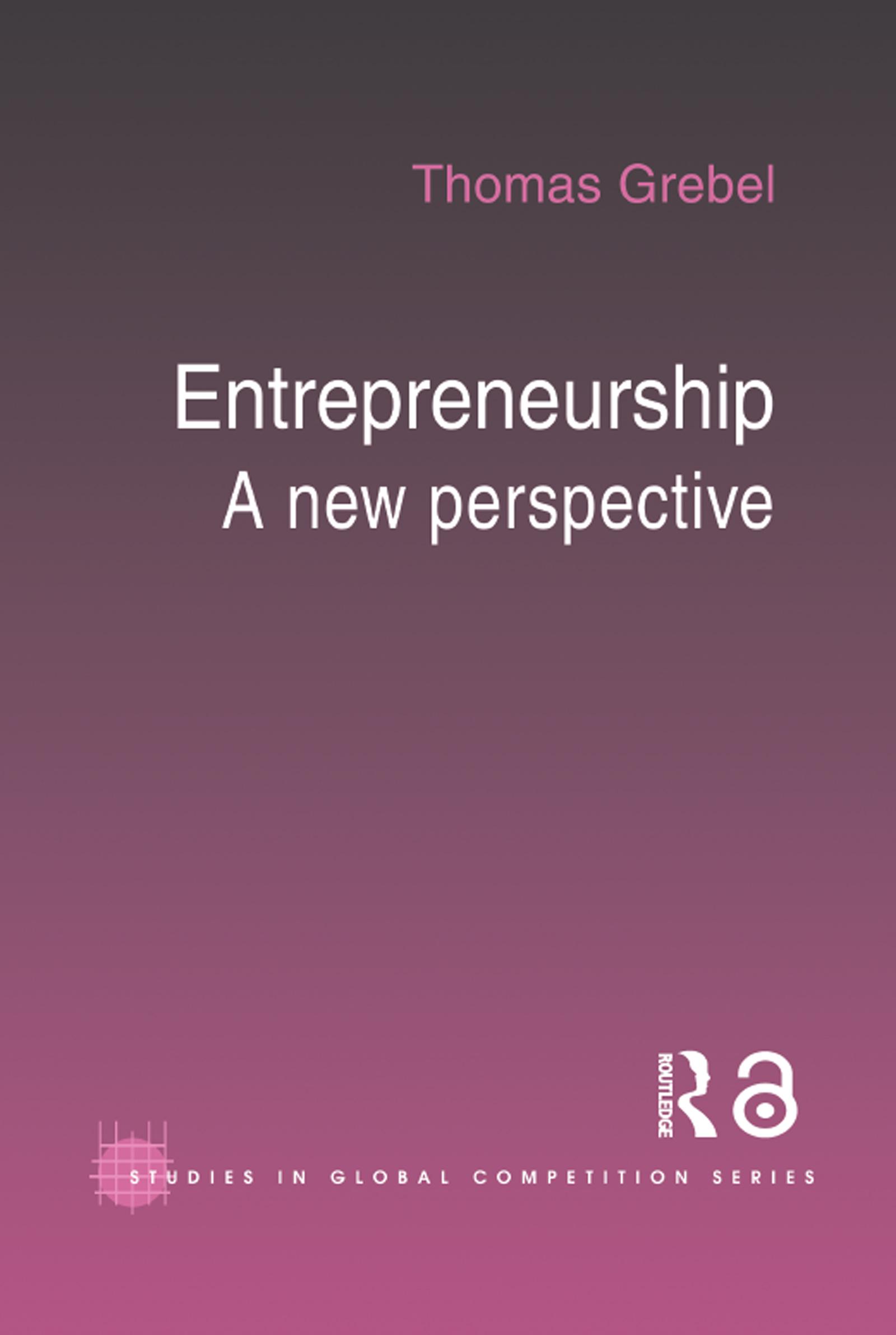 Download Ebook Entrepreneurship by Thomas Grebel Pdf