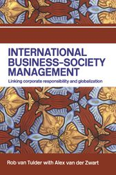 International Business-Society Management by Rob van Tulder