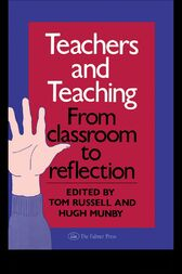 Teachers And Teaching by Hugh Munby