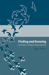 Finding and Knowing by Clare Davies