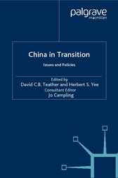 China in Transition by David C. B. Teather