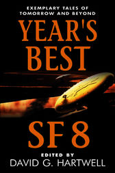 Year's Best SF 8 by David G. Hartwell