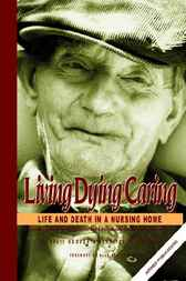 Living Dying Caring by Rosalie Hudson