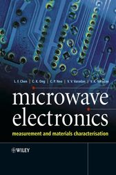 Microwave Electronics by L. F. Chen