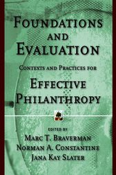 Foundations and Evaluation by Marc T. Braverman