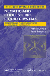 Nematic and Cholesteric Liquid Crystals by Patrick Oswald