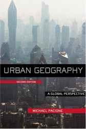 Urban Geography by Michael Pacione