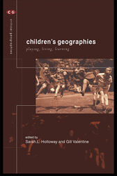 Children's Geographies by Sarah L. Holloway