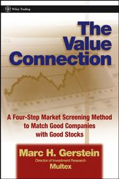 The Value Connection by Marc H. Gerstein
