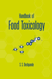 Handbook of Food Toxicology by S.S. Deshpande