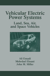 Vehicular Electric Power Systems by Ali Emadi