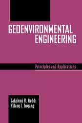 Geoenvironmental Engineering by Lakshmi Reddi