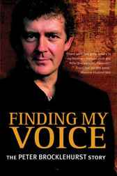 Finding My Voice by Peter Brocklehurst
